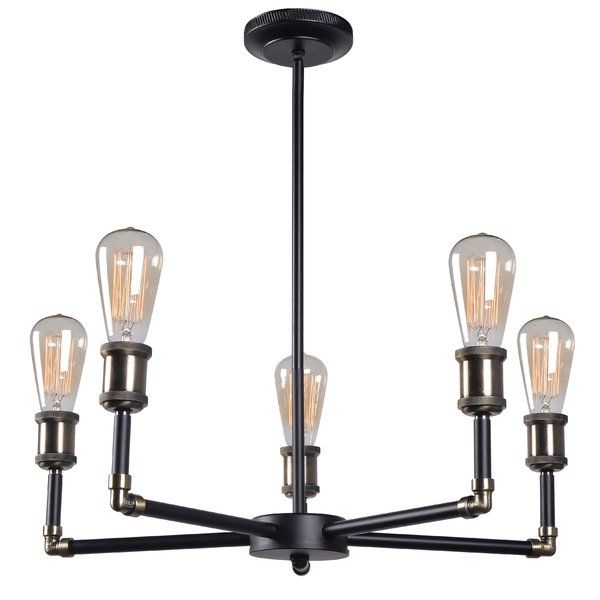 You'll Love The Dobson 5 Light Candle Style Chandelier At Intended For Sherri 6 Light Chandeliers (View 8 of 20)