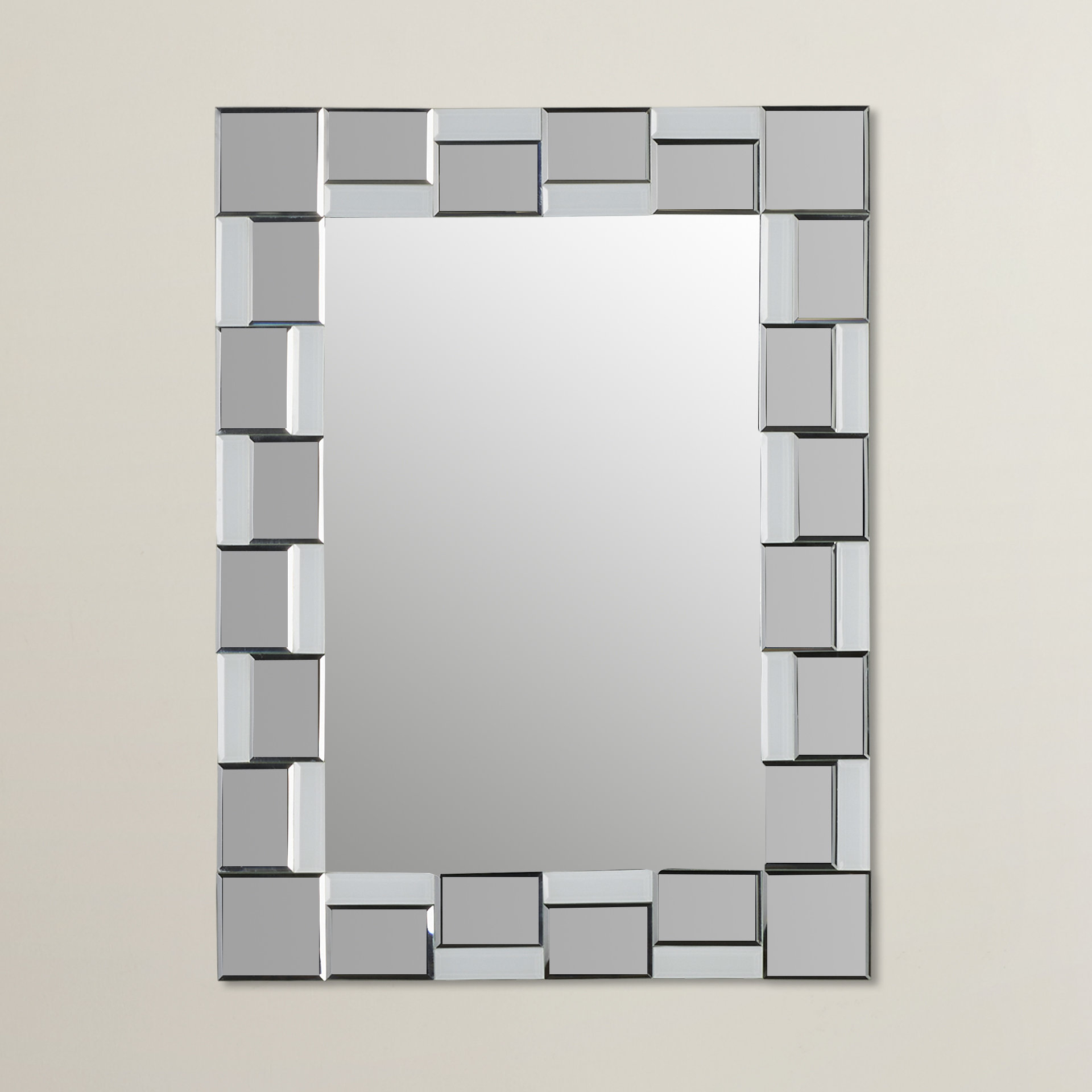 Z Gallerie Mirror | Wayfair With Regard To Diamondville Modern & Contemporary Distressed Accent Mirrors (Image 20 of 20)