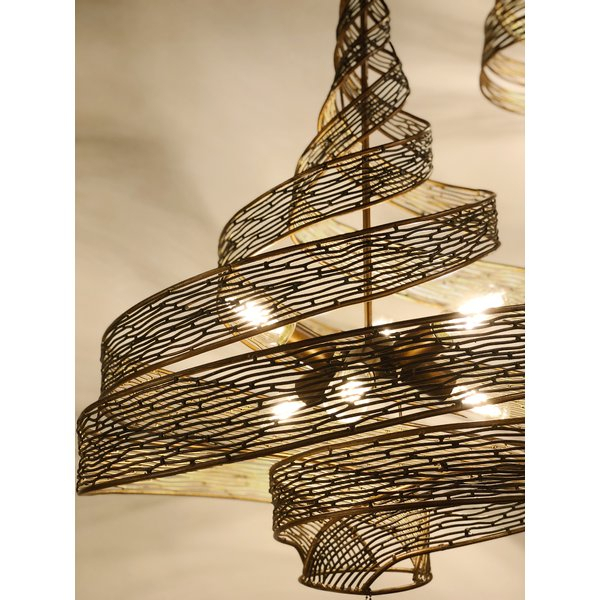 Zelaya 6 Light Novelty Chandelier With Ladonna 5 Light Novelty Chandeliers (View 14 of 20)