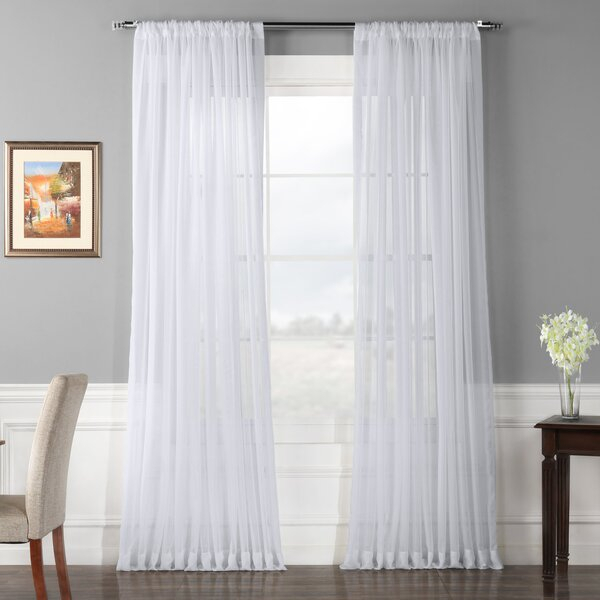 100 Inch Wide Curtain Panels | Wayfair (Image 1 of 25)