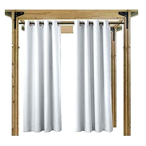 108 Outdoor Curtains – Goband (View 25 of 25)