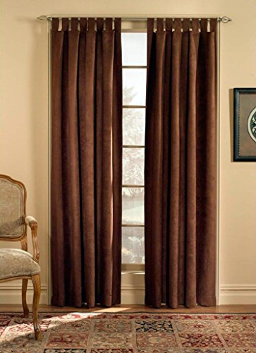 17 Most Wanted Tab Curtains – Top Decor Tips Throughout Jacob Tab Top Single Curtain Panels (Image 1 of 25)