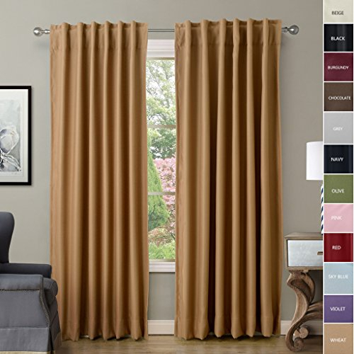 17 Most Wanted Tab Curtains – Top Decor Tips With Regard To Jacob Tab Top Single Curtain Panels (Image 2 of 25)