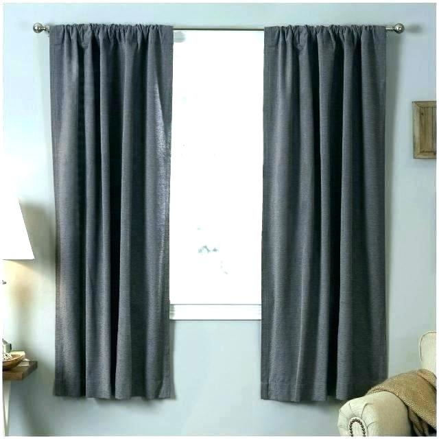 36 Inch Sheer Curtains – Fitregime.co With Ultimate Blackout Short Length Grommet Panels (Photo 25 of 25)