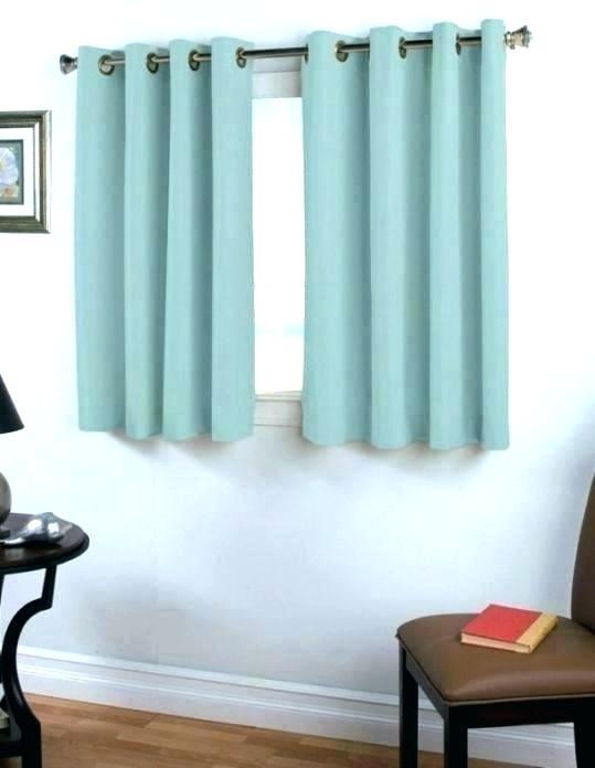 36 Long Curtains – Amandamthomson Intended For Ultimate Blackout Short Length Grommet Curtain Panels (Photo 12 of 25)