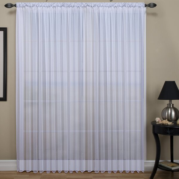 54 Inch Wide Curtains | Wayfair (Image 4 of 25)