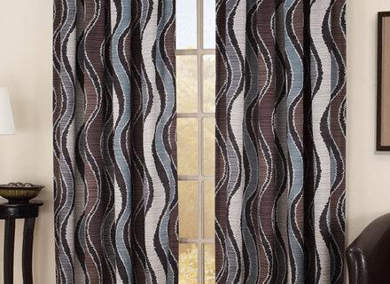 65 Sun Zero Curtains, Sun Zero Hayden Grommet Blackout With Regard To Hayden Grommet Blackout Single Curtain Panels (Image 1 of 25)