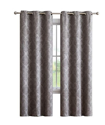 7 Best Blackout Curtains In 2019 (Updated + More) Inside Embossed Thermal Weaved Blackout Grommet Drapery Curtains (Photo 7 of 25)