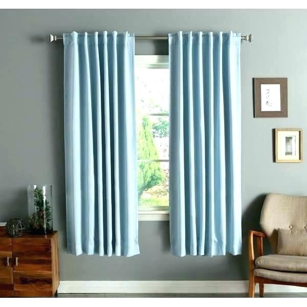 72 Inch Long Curtains – Jelajah Regarding Solid Insulated Thermal Blackout Long Length Curtain Panel Pairs (Photo 5 of 25)