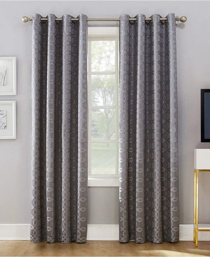 95 Grommet Curtain Panels   Best Home Decorating Ideas Within Riley Kids Bedroom Blackout Grommet Curtain Panels (Photo 7 of 25)