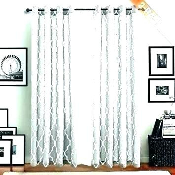 95 Sheer Curtains – Flatbellydrink.co With Infinity Sheer Rod Pocket Curtain Panels (Photo 25 of 25)