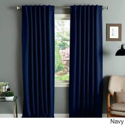 96 Curtain Panels – Weloveyew With Thermal Rod Pocket Blackout Curtain Panel Pairs (Photo 16 of 25)