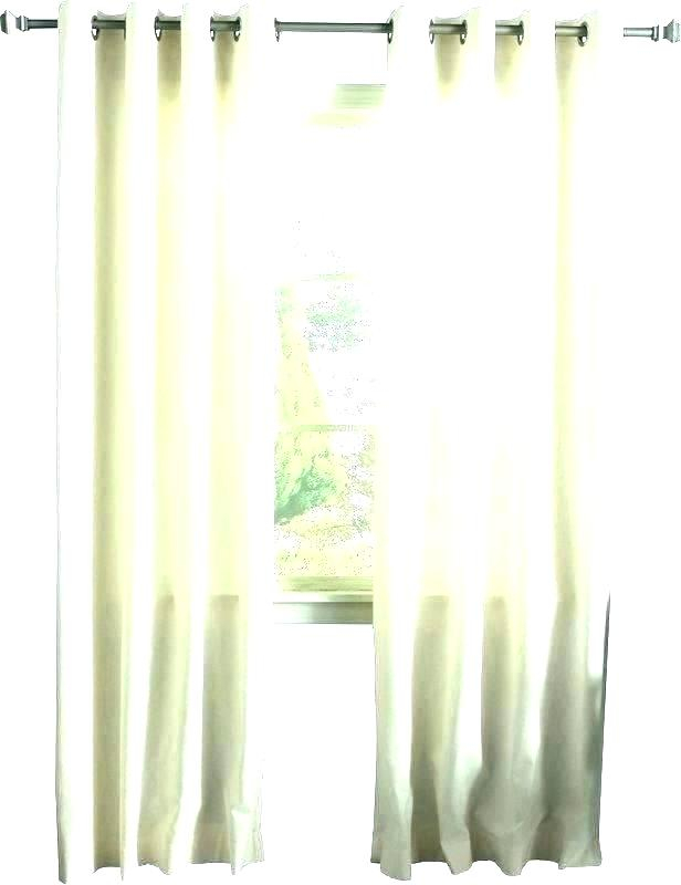 96 Inch Grommet Curtains – Jelajah Throughout Penny Sheer Grommet Top Curtain Panel Pairs (Photo 21 of 25)