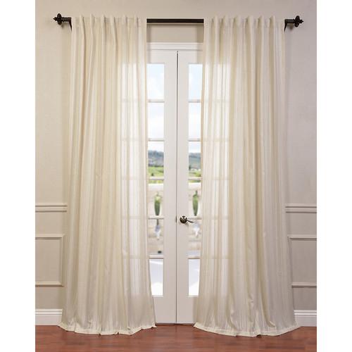 Ati Home Wilshire Burnout Sheer Grommet Top Curtain 84 – 96 Inch Length Panel Pair In Wilshire Burnout Grommet Top Curtain Panel Pairs (View 11 of 25)