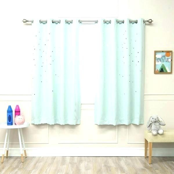 Aurora Home Curtains – Lifecityny With Regard To Star Punch Tulle Overlay Blackout Curtain Panel Pairs (View 22 of 25)