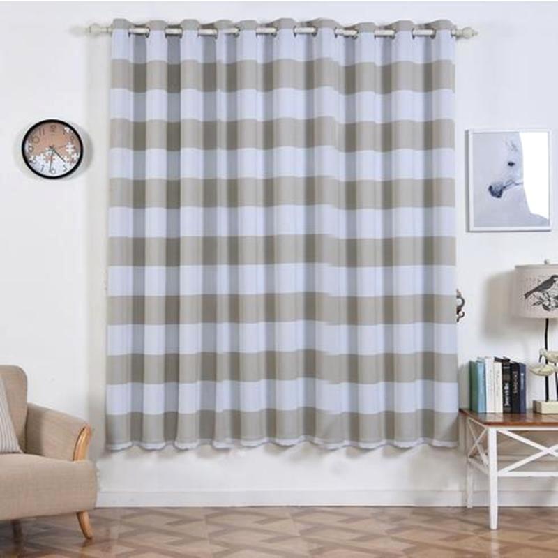 Big Cabana Stripe Curtains – Adaziaire (Image 5 of 25)