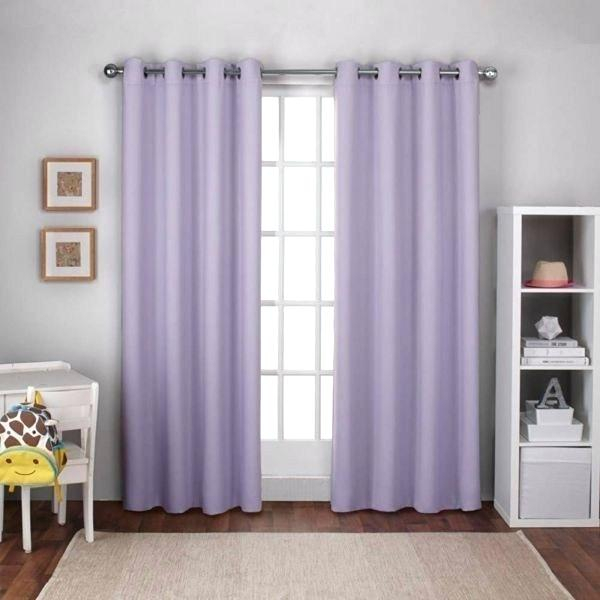 Blackout Window Curtains – Jeffersonvillecog In Woven Blackout Grommet Top Curtain Panel Pairs (Image 6 of 25)