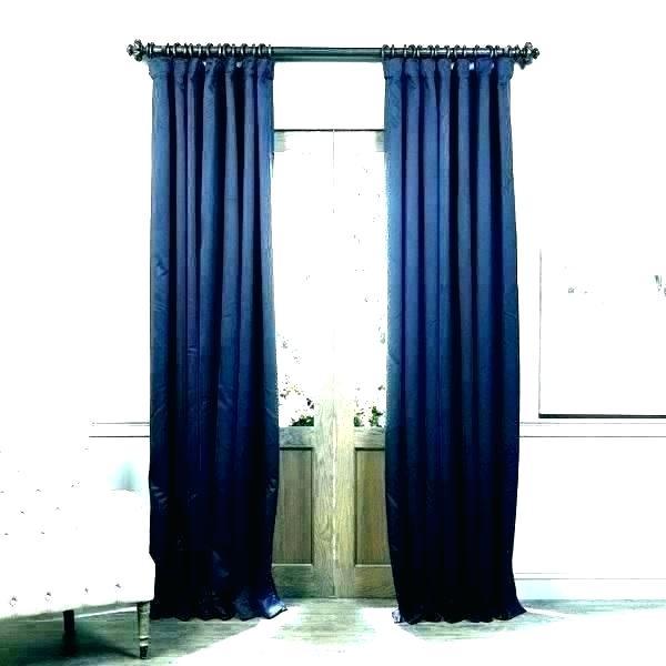 Blue Velvet Curtain Panels – Insuranceuniversity (Image 3 of 25)