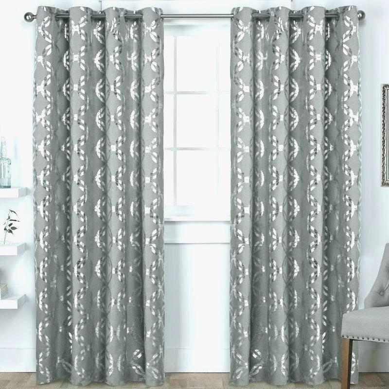 Breathtaking Sheer Grommet Curtains 96 – 63.141. (View 13 of 25)
