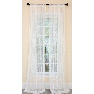 Cucina Swag Tier Kitchen Curtain For Vina Sheer Bird Single Curtain Panels (Image 8 of 25)