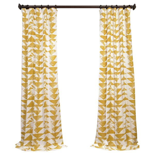 Curtains & Drapes Within Double Layer Sheer White Single Curtain Panels (Image 11 of 25)