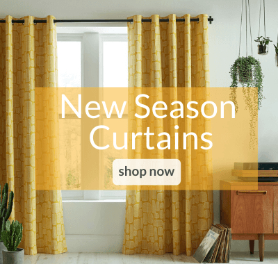Curtains | Poles | Fabrics | Bedding | Home Focus At Hickeys Inside Classic Hotel Quality Water Resistant Fabric Curtains Set With Tiebacks (View 13 of 25)