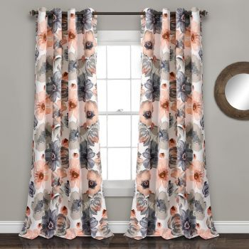 Curtains – Window Treatments – Home Decor With Regard To Linen Button Window Curtains Single Panel (View 23 of 25)