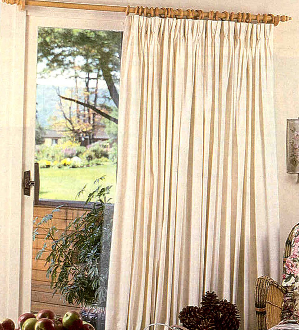 """Ec Group C Custom Pinch Pleated Curtain Pairs – 150"""" Wide Regarding Double Pinch Pleat Top Curtain Panel Pairs (Image 9 of 25)"""