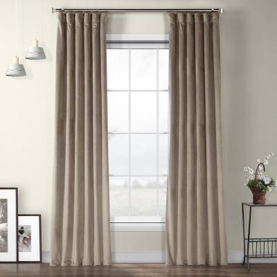Featured Image of Heritage Plush Velvet Curtains