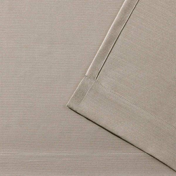 Exclusive Home Curtains Delano Heavyweight Textured Indoor Outdoor Window  Curtain Panel Pair With Grommet Top, 54X96, Taupe, 2 Piece Price In Saudi Regarding Delano Indoor/outdoor Grommet Top Curtain Panel Pairs (Image 11 of 25)