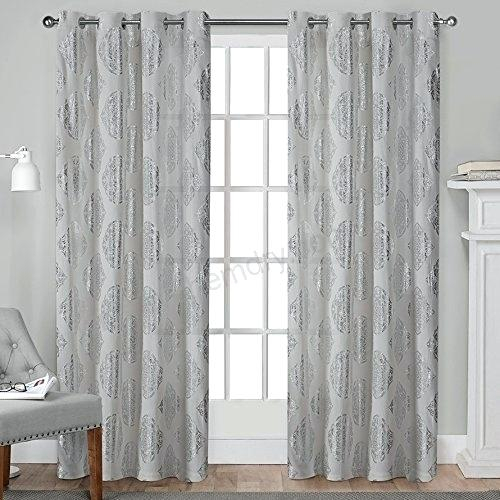 Exclusive Home Curtains – Plataformamovimientosocial Throughout Indoor/outdoor Solid Cabana Grommet Top Curtain Panel Pairs (View 23 of 25)