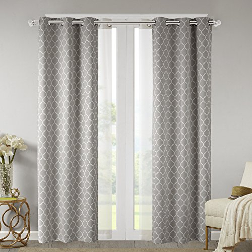 Exclusive Home Curtains Sateen Twill Weave Insulated With Sateen Twill Weave Insulated Blackout Window Curtain Panel Pairs (View 19 of 25)