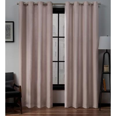 Exclusive Home Curtains Velvet 54 In. W X 63 In (Image 6 of 25)