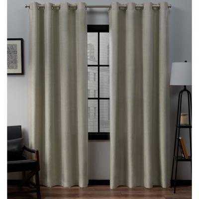 Exclusive Home Curtains Velvet 54 In. W X 63 In (Image 7 of 25)