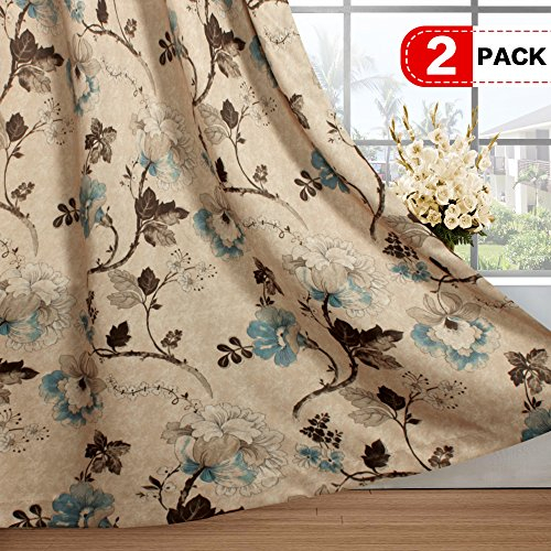 Exclusive Home Kochi Linen Blend Grommet Top Curtain Panel Within Kochi Linen Blend Window Grommet Top Curtain Panel Pairs (Image 11 of 25)