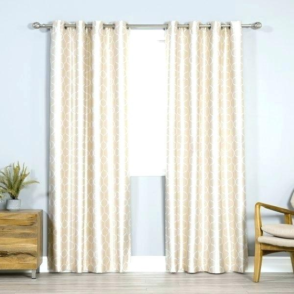 Faux Silk Blackout Curtains – Ezywallet (View 5 of 25)