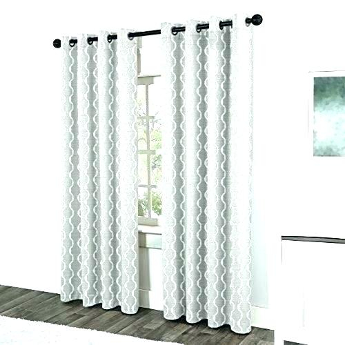 Grommet Top Sheer Curtains – Darango With Regard To Delano Indoor/outdoor Grommet Top Curtain Panel Pairs (Image 16 of 25)