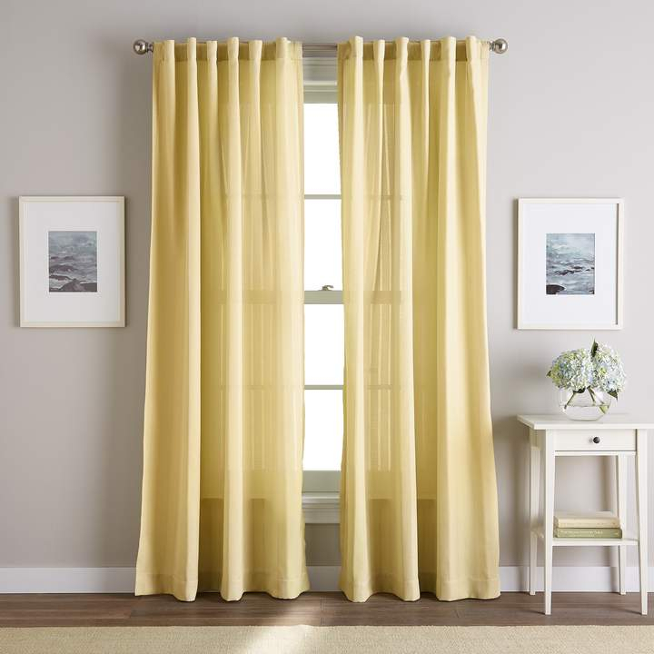Hayden 1 Panel Window Curtain In 2019 | Products | Curtains With Regard To Hayden Rod Pocket Blackout Panels (Image 9 of 25)