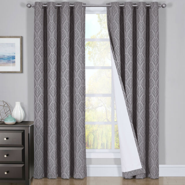 Featured Image of Thermal Insulated Blackout Curtain Pairs