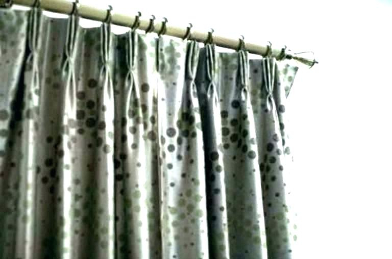 How To Make Pleated Curtains – Hangovercure (Image 13 of 25)