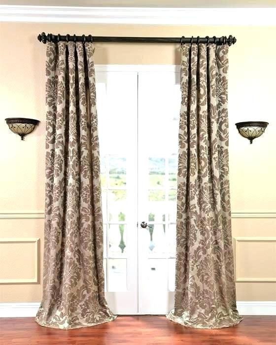 Inch Curtain Panels Blackout 90 Curtains Aurora Home Thermal For Thermal Insulated Blackout Grommet Top Curtain Panel Pairs (Image 16 of 25)