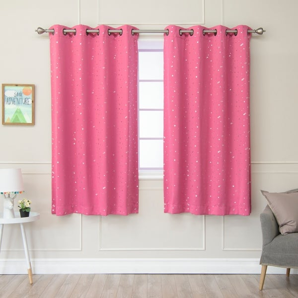 Insulated Blackout Curtains Canada | Flisol Home Within Thermal Insulated Blackout Grommet Top Curtain Panel Pairs (View 23 of 25)