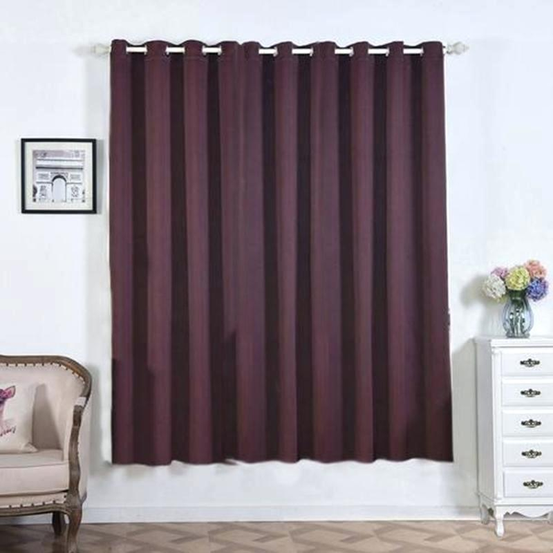 Insulated Blackout Curtains – Trailwrestling Throughout Thermal Insulated Blackout Curtain Pairs (View 21 of 25)