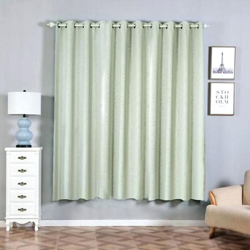Insulated Blackout Curtains – Yildizkurt (View 22 of 25)