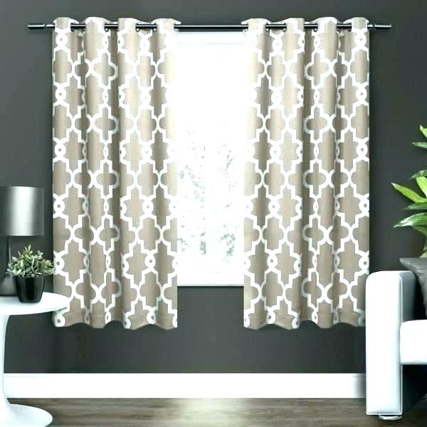 Lush Decor Curtain Panel Panels Lush Decor Pattern Room With Regard To Weeping Flowers Room Darkening Curtain Panel Pairs (Image 11 of 25)