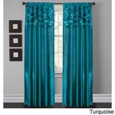 Lush Decor Velvet Dream Silver 84 Inch Curtain Panel Pair Pertaining To Velvet Dream Silver Curtain Panel Pairs (Image 12 of 25)