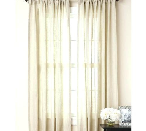 One Curtain Panel – Travel888 Inside Linen Button Window Curtains Single Panel (View 21 of 25)