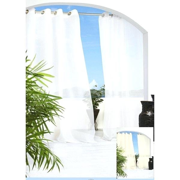 Outdoor Curtain Panels – Sitestudio Intended For Indoor/outdoor Solid Cabana Grommet Top Curtain Panel Pairs (View 13 of 25)