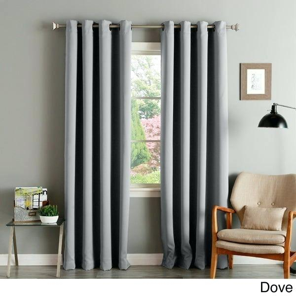 Overstock Blackout Curtains – Elevatedcreations (View 8 of 25)