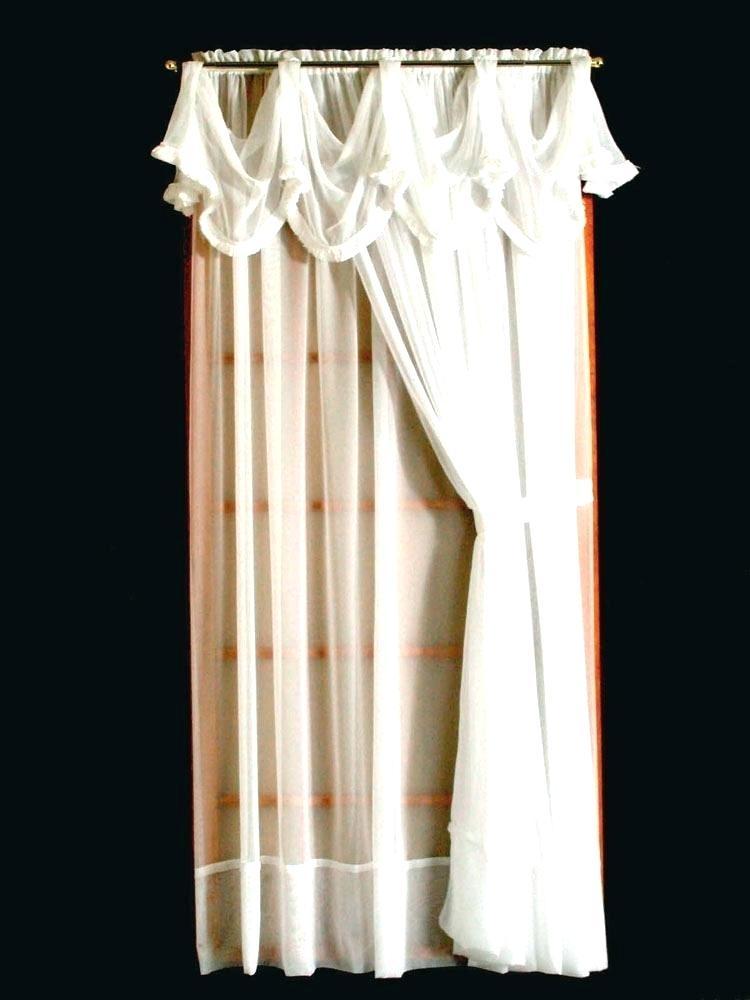 Sheer Voile Curtain Panels – Shockanalyticsllc Within Emily Sheer Voile Single Curtain Panels (Image 21 of 25)